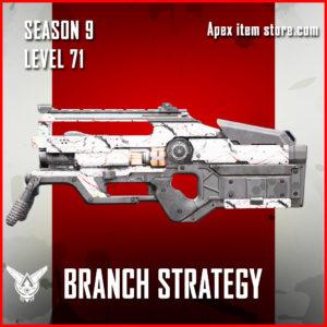 Branch Strategy rare l-star skin Apex Legends Battle Pass Season 9 Legacy Level 71