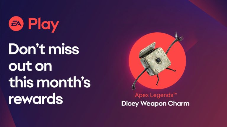 Apex Legends: Dicey Charm Available for EA Play Members