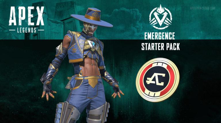 Apex Legends: Emergence Starter Pack Bundle Available Now