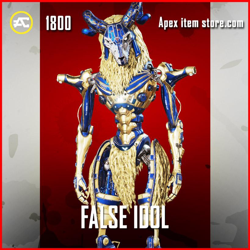 False Idol Revenant Skin Apex Legends