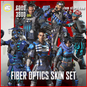 Fiber Optics Skin Set Apex Legends Bundle