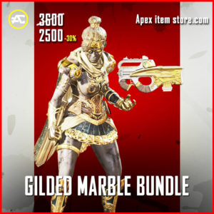 gilded marble bundle