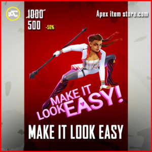Make-It-Look-Easy