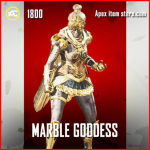 marble goddess legendary wraith skin apex legends
