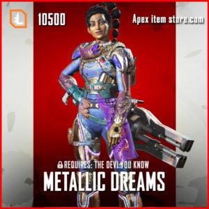 Metallic-Dreams