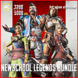 Newschool Legends Apex Legends Bundle