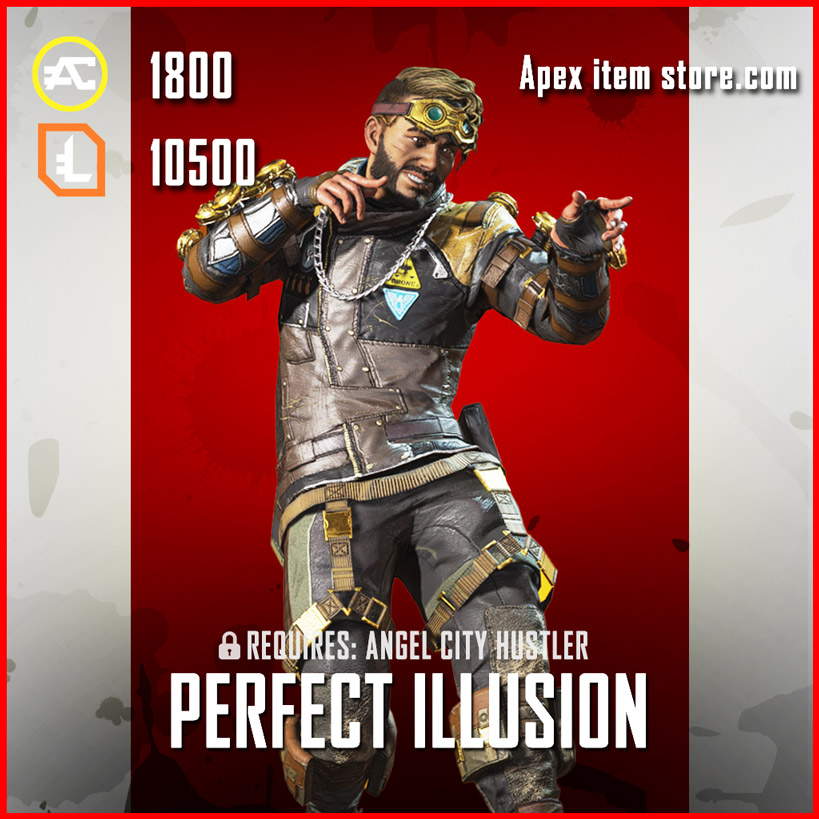 perfect illusion legendary mirage skin apex legends