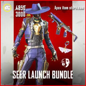 seer launch bundle heartthrob legendary