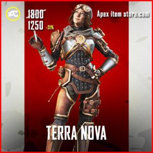 Terra Nova Horizon Apex Legends Skin