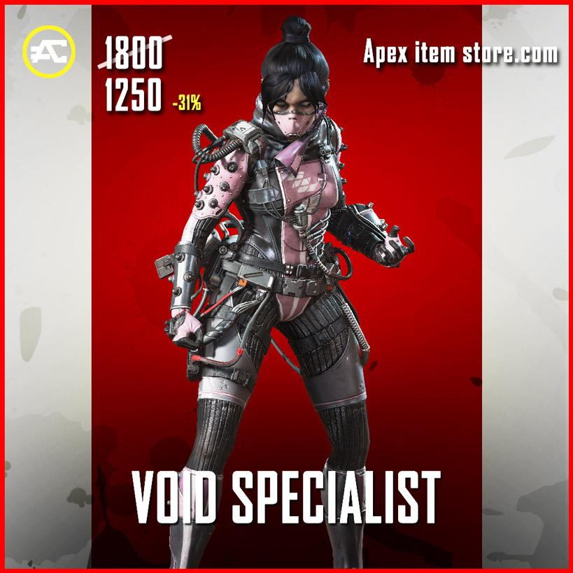 void specialist legendary wraith skin apex legends