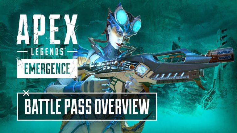 Apex Legends: Emergence Battle Pass Overview