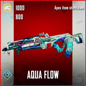 aqua flow epic flatline skin apex legends