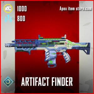 artifact finder epic hemlok skin apex legends