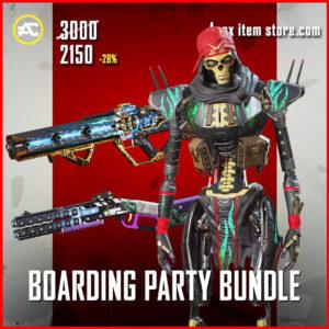 Boarding Party Apex Legends Bundle