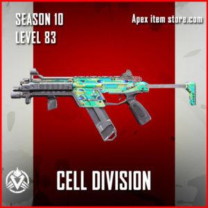 cell division rare r-99 Battle Pass Season 10 Skin Apex Legends