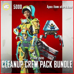 cleanup crew pack bundle apex legends