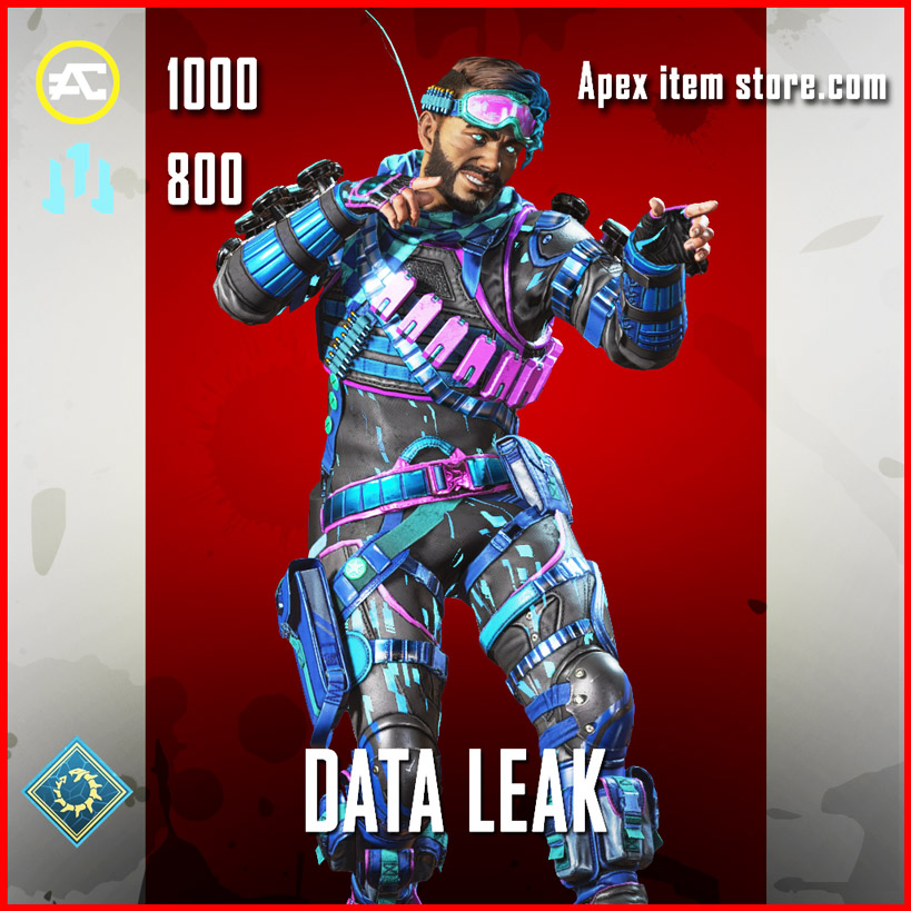 data leak epic mirage skin apex legends