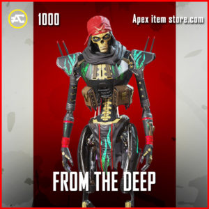 From The Deep Revenant Skin Apex Legends