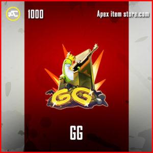 GG Holo Apex Legends