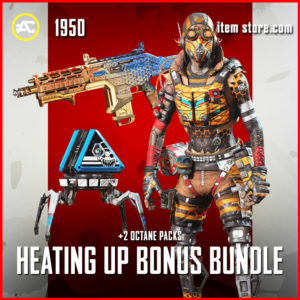 Heating Up Bonus Apex Legends Bundle