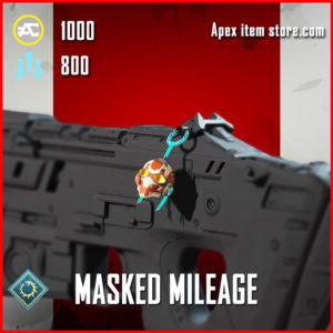masked mileage epic charm apex legends