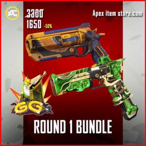 Round 1 Bundle Apex Legends