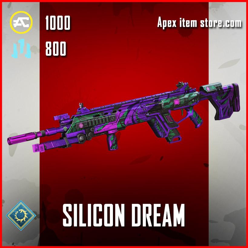 silicon dream epic longbow skin apex legends
