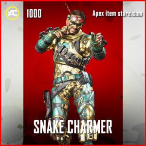 Snake Charmer Mirage Apex Legends Skin