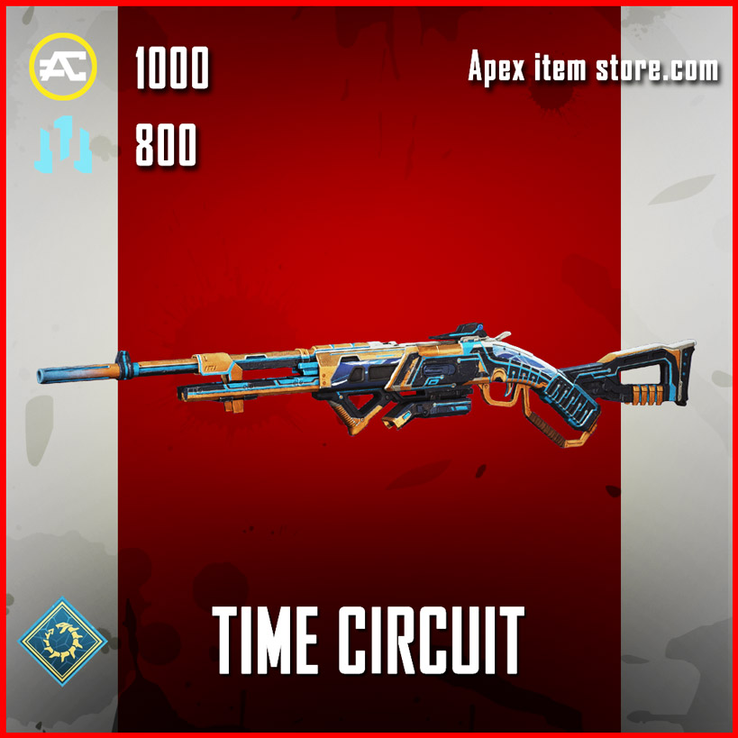 time circuit epic 30-30 repeater skin apex legends