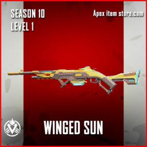 Winged-Sun