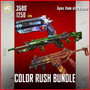 Color Rush Apex Legends Bundle