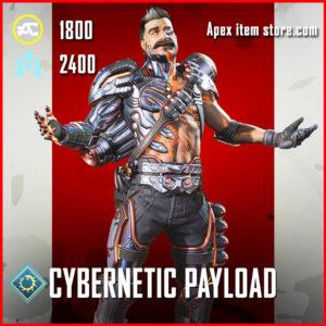 cybernetic payload legendary fuse skin apex legends