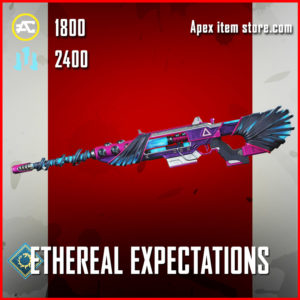 ethereal expectaions legendary sentinel skin apex legends