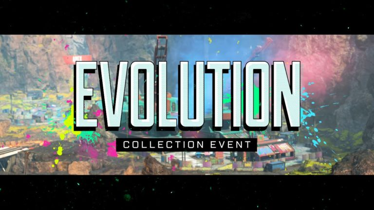 Apex Legends: Evolution Collection Event Announced & Patch Notes
