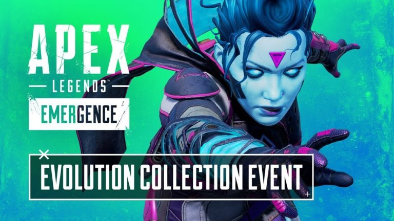 All Evolution Collection Event Items and Skins
