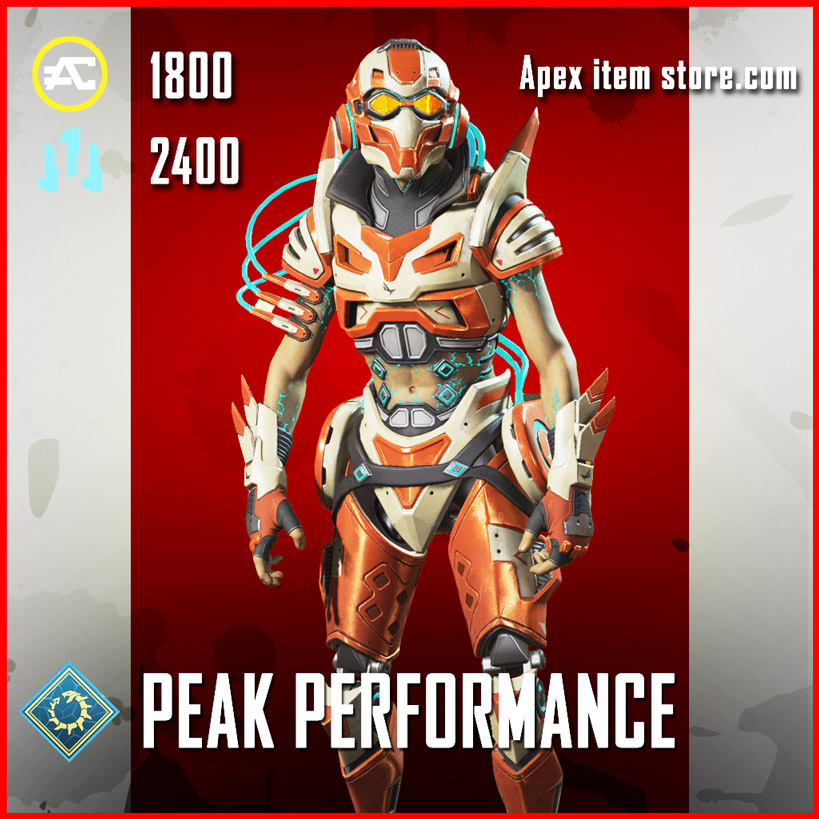 peak performance legendary octane skin apex legends