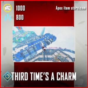 third time's a charm epic revenant skydive emote apex legends