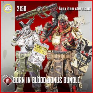 Born in Blood Bonus Bundle