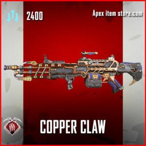 copper claw legendary spitfire skin apex legends