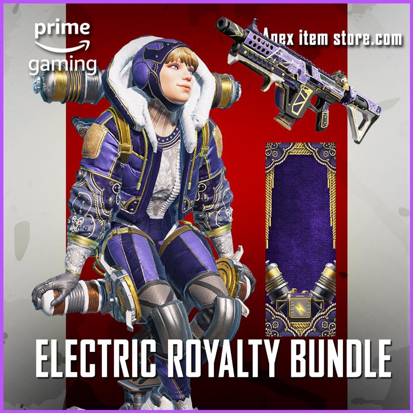 Electric Royalty wattson prime gaming bundle