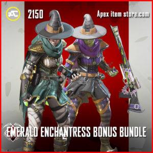 Emerald Enchantress Bonus Bundle