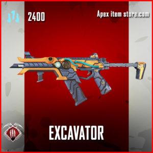 excavator legendary r-99 skin apex legends