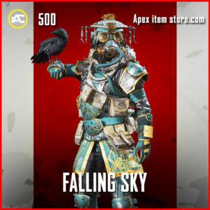Falling Sky skin bloodhound apex legends