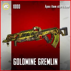 goldmine gremlin flatline epic apex legends skin