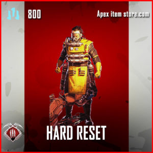 hard reset caustic epic banner pose apex legends