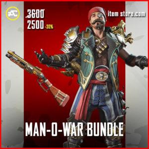 Man-O-War-Bundle