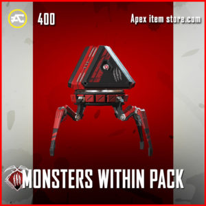 Monsters Within Pack