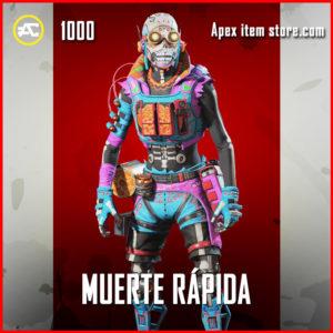 Muerte Rapida octane epic skin