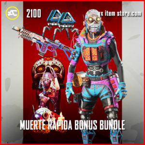 Muerte Rapida bonus bundle