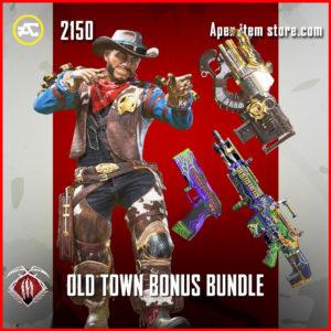 Old Town Bonus Bundle